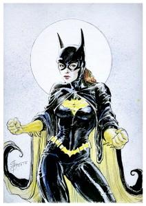 Batgirl-By-George-The-Art-Knight-Todorovski