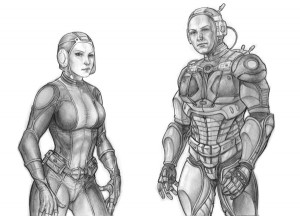 Sci-Fi_Sketch-Man-and-Woman-by-George-Todorovski-02