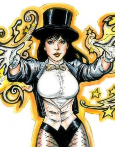 Zatanna-Travis-cherest-adam-hughes-terry-dodson-frank-cho-The-Art-Knight-George-Todorovski