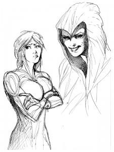 sketch_George-Todorovski_the-art-knight_11_women