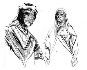 sketch_George-Todorovski_the-art-knight_17_Strange-alien